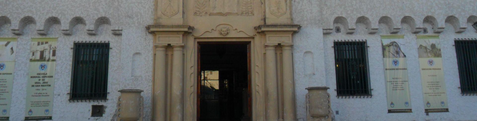 """Escuela Normal N° 32 """"Gral. José de San Martín"""""""