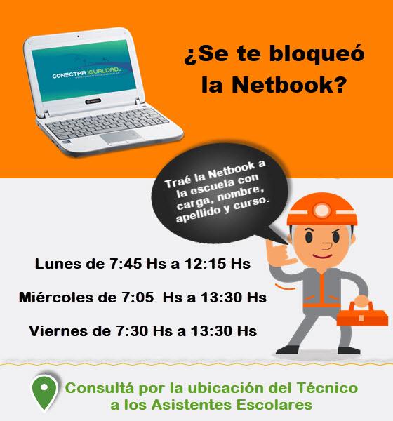 ServicioTécnicoNetbook