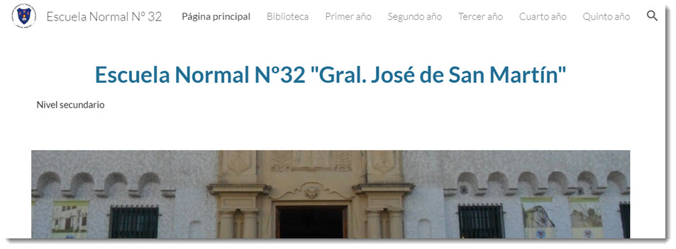 Plataforma Educativa Nivel Secundario